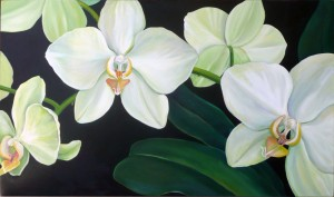 Lt. Green orchid-small