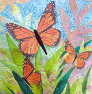 butterfly fields 12 x 12""